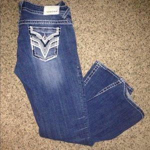 Ladies Vigoss Jeans